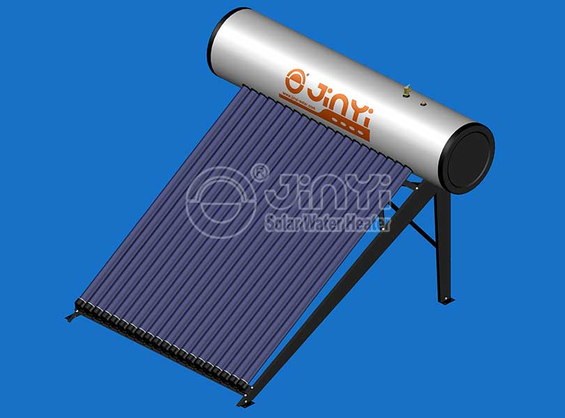 Pressurized Heat Pipe Solar Water Heaters