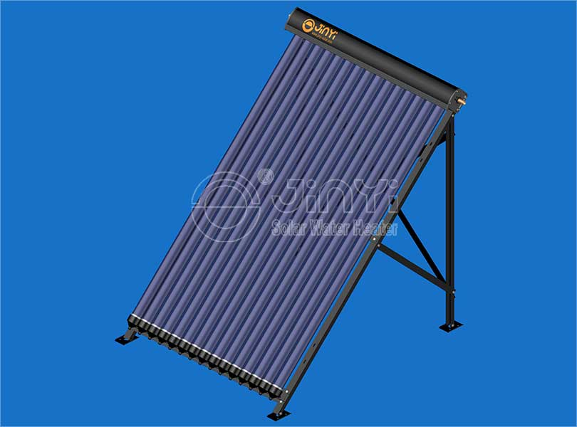 U Pipe Solar Collectors