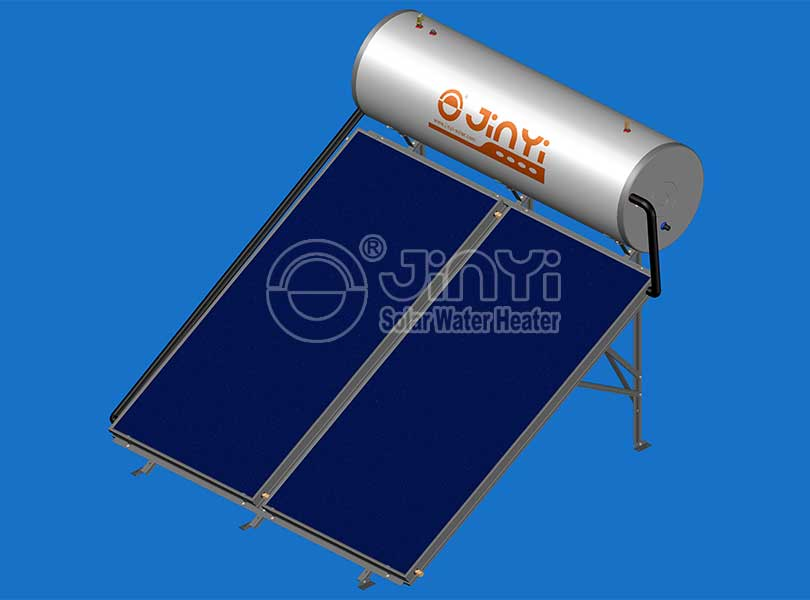 Indirect Flat Plate Solar Water Heaters